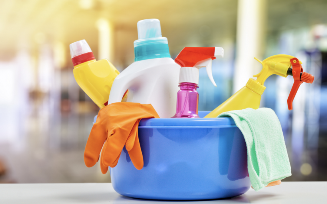 Industrial Cleaning Supplies in Fort Myers | Disinfecting v. Sanitizing